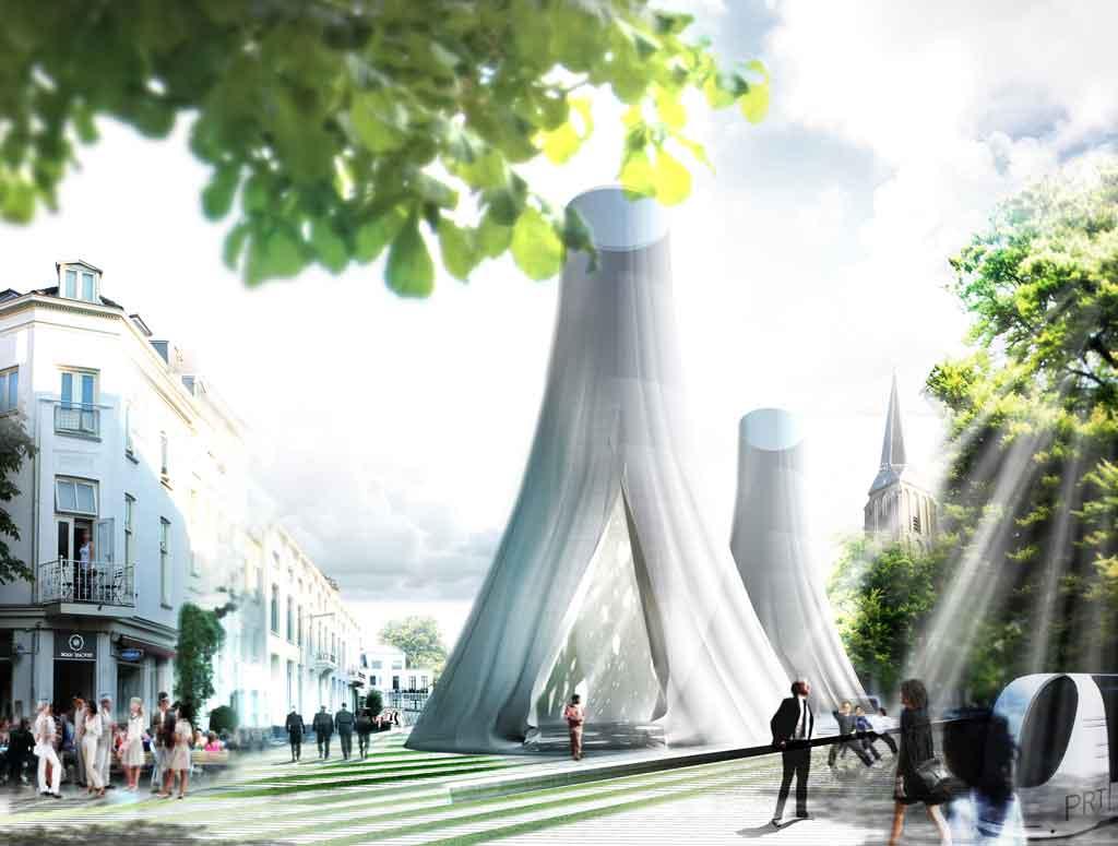 Opening Oeuvre-expositie: Marcus Architecten