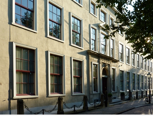 Lange Voorhout Den Haag: Van energielabel G naar A.