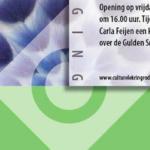 Expositie Gulden Snede in Roden