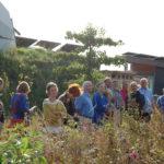 VIBA-excursie naar Aardehuis Olst: In een earthship met beide benen op de grond